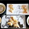 おうちごはん 餃子・豚しゃぶスープ