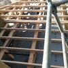 グランセゾン建築日誌:上棟④ 1階屋根工事