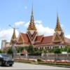 カンボジアの封じ込め選挙は言論への警告かも1