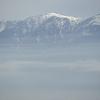 琵琶湖から見る風景