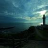 長崎鼻灯台。