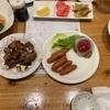 咲で390円メニューで夕食
