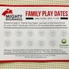 アメリカの図書館で本が無料でもらえるイベント「Family Play Dates」に行ってきました!