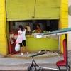 カリブ海の天国キューバ旅行の写真をを貼っていきます その2(ハバナ-カバーニャ要塞、ハバナ・ビエンナーレ)