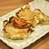 豊洲の「小田保」でイシダイバター焼き、ギョーザ。