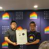 選手会などと協定書締結 プライドハウス東京2019がW杯前日にプレスイベント エイズと社会ウェブ版419