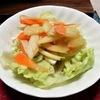 セロリの甘酢サラダ
