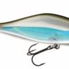 【RAPALA】死にかけの小魚を完璧にイミテートしたミノー「シャドウ ラップ シャッド」に新色追加!