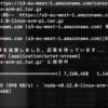 RaspberryPi(初代)に node.js をインストールする(youtube-dl npm版 + node-omxplayer)