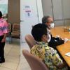 グアム政府観光局 小林新在ハガッニャ日本国総領事と会見