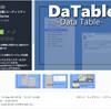 【新作アセット】アイテムやモンスターなどのデータテーブルをUnityエディタでサッと作成!数行のスクリプトで呼び出すシンプルな設計が素敵(日本作家)「DaTable」
