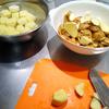 ジャガイモを片付けろ(3) 消費量が多いのはマッシュポテト(からのポタージュ)