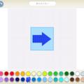Scratch Jr.作例「うちゅうゆうえいゲーム」前編:キャラクターを自作する