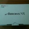 スマホをARROWS NX F06Eに買い換えました。(その1)