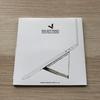 オシャレなデザインで世界最薄のMacBookスタンド「 Majextand 」