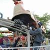 神戸市・王子動物園ジェットコースターで男児が転落する事故
