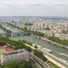 パリ最高の眺めといえば!