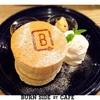 東京 原宿◆BURN SIDE ST CAFEバーンサイドストリートカフェ◆スイーツ パンケーキ
