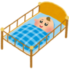 パパが乳児を寝かしつけるテクニック[わが家の場合]