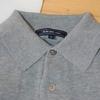 夏のクールビズは何を着ていますか?B:MING by BEAMSでニットポロシャツを買いました。