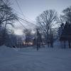 【スキー】極寒の北海道ー9(定宿の本来の朝御飯)