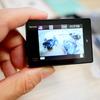 3000円のアクションカメラとモバイルバッテリーの組み合わせで2〜3時間連続録画できた。