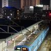 今日(10/19) と 明日(10/20)の近江鉄道