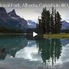 カナダのジャスパー国立公園でのバケーション
