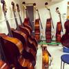 こだわりの仕入れと安心の国産楽器『コントラバス専門店ベースランド』