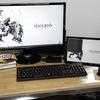 Surface Pro 6をデスクトップPC化して快適な作業環境を作ってみたよ