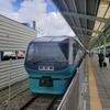 伊豆急線の電車って格好いいことがわかった