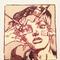 各サインに『ジョジョの奇妙な冒険』のキャラを当てはめてみた。作者の荒木飛呂彦さんの出生図