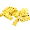 【貴金属】金銀プラチナのETFと積立の種類
