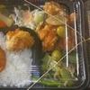 [20/03/04]「琉花」の「チキンのオリーブ・マッシュルーム煮(日替わり弁当)」 300円 #LocalGuides