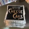 資生堂パーラーのチーズケーキとTWGのフレンチ・アール・グレーの紅茶で夜のひととき…