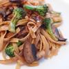 食べラーで☆グルテンフリー炒麺(チャオミェン)