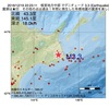 2016年12月19日 22時23分 根室地方中部でM3.3の地震