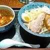 ちゃーしゅうや武蔵(新潟)『旨辛つけめん』は体の芯から温まる?
