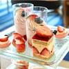 お茶の時間をサプライズでプレゼント。Strawberry Afternoon Tea