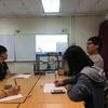 ちょっとベトナムからの短期留学生にIntervewをしてきたで
