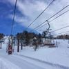 万座温泉スキー場 1日目