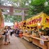 八幡神社の秋祭り(東京・杉並区)