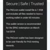 PAC→新PAC移行手段 PACcoin→$PAC