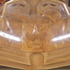 小さなBugattiの木製レプリカ
