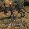 【FF14】 モンスター図鑑 No.121「ウォッチウルフ(Watch Wolf)」