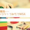 つみたてNISA 12週目 評価損益率は6.07%(前週差-0.01%)