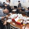 毎週金曜は1万円の朝飯。笑