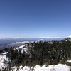 八ヶ岳ブルーの北横岳