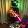 M5Stackで作る 子供のためのクリスマスツリーイルミネーション