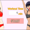 New Application - Burpee exercise, workout application for diet